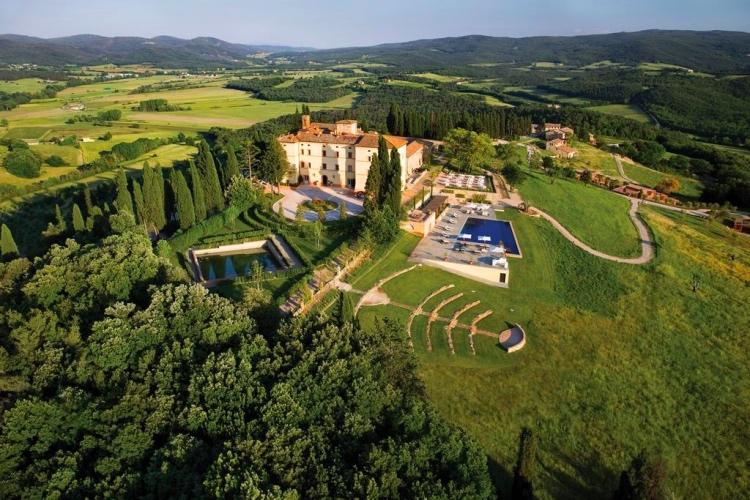 Belmond Castello di Casole - Casole d'Elsa 🔝