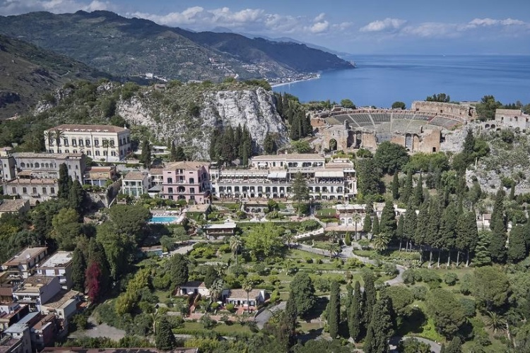 Belmond Hotel Timeo - Taormina (Catania area) 🔝