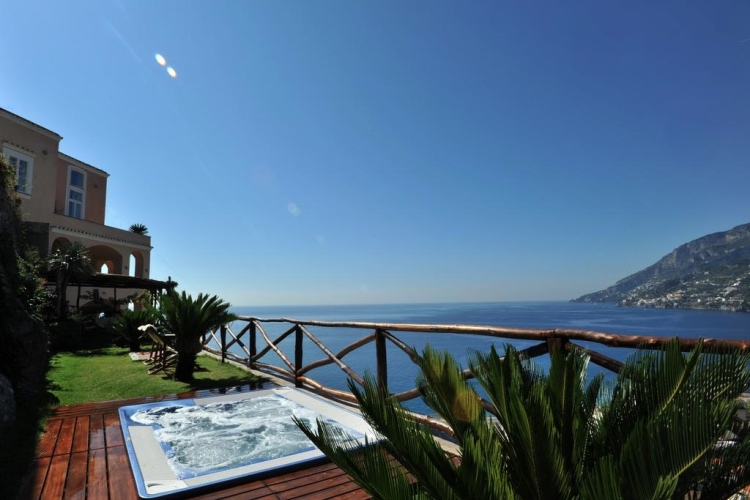 Hotel Botanico San Lazzaro - Maiori