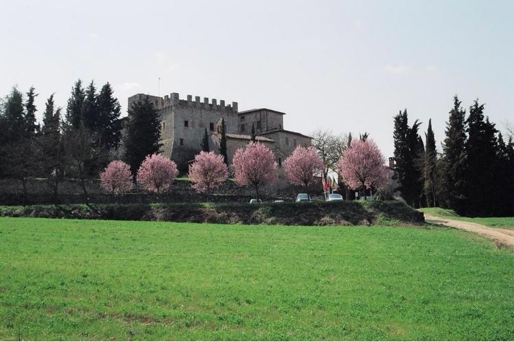 Castel Pietraio - Monteriggioni (Chianti region)