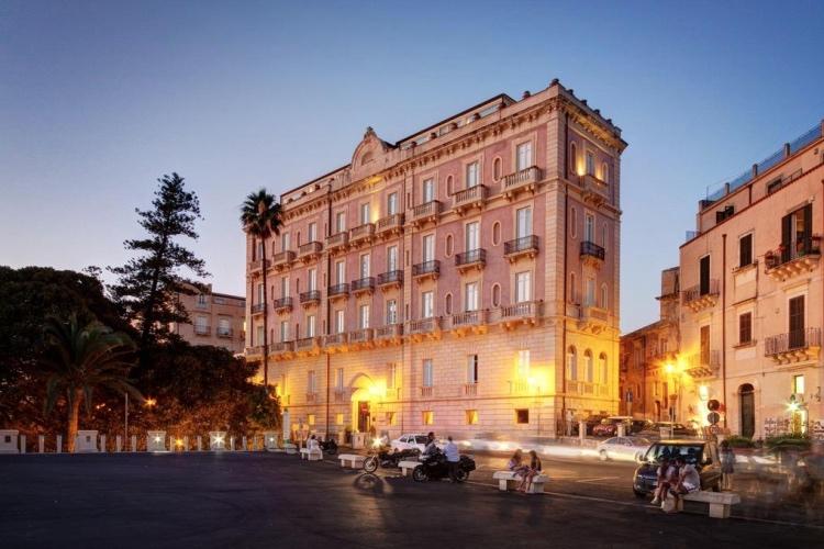 Hotel Des Etrangers - Siracusa