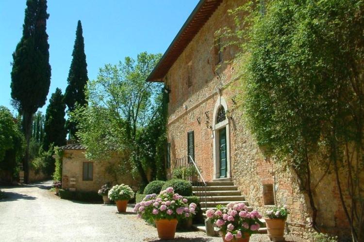 Fattoria del Colle - Trequanda (Chianti region)