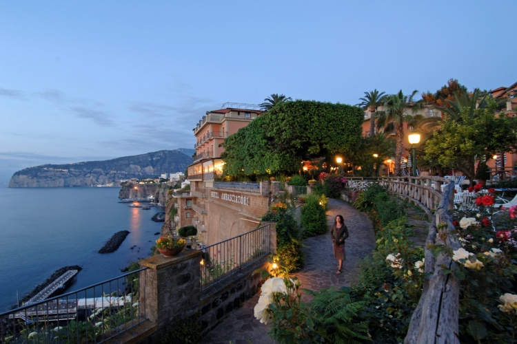 Grand Hotel Ambasciatori - Sorrento