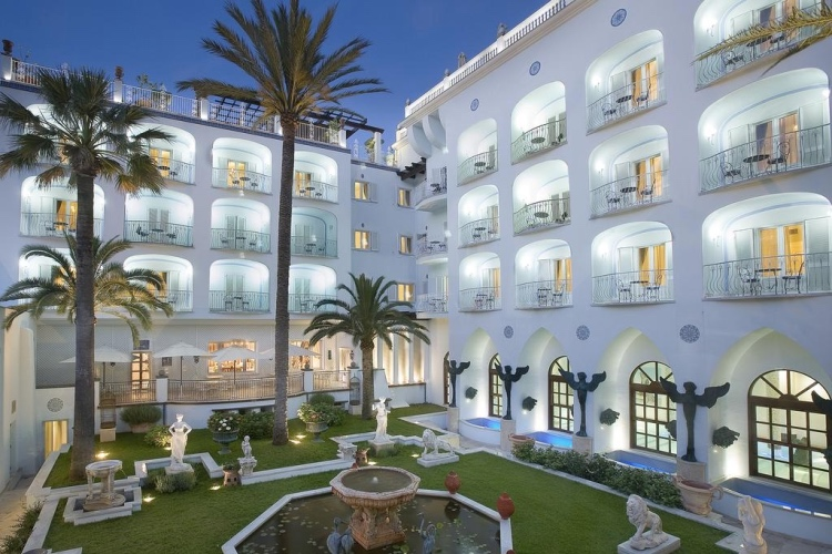 Terme Manzi Hotel - Ischia