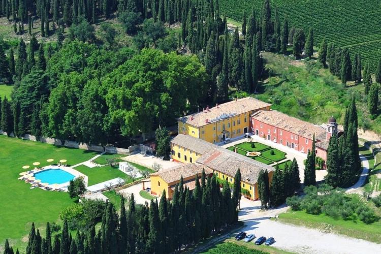 Villa Cordevigo - Cavaion Veronese (Verona area) 🔝