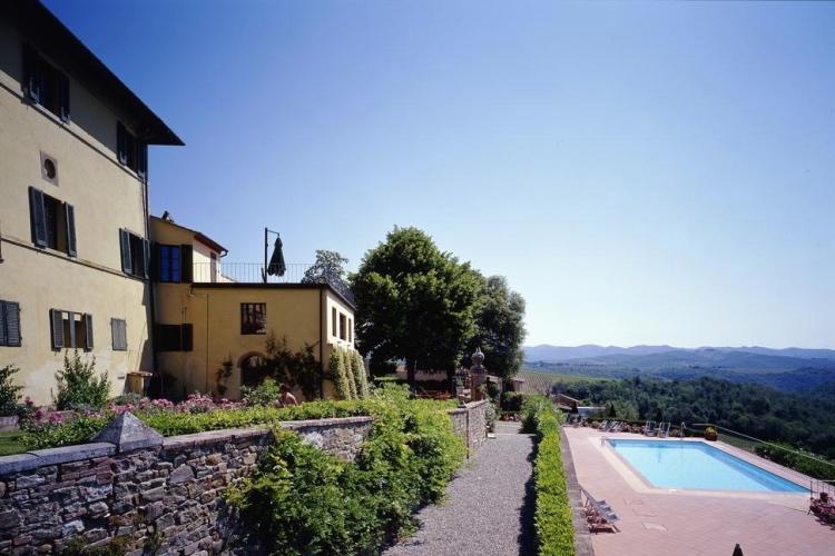 Villa Dievole - Castelnuovo della Berardenga (Chianti region)