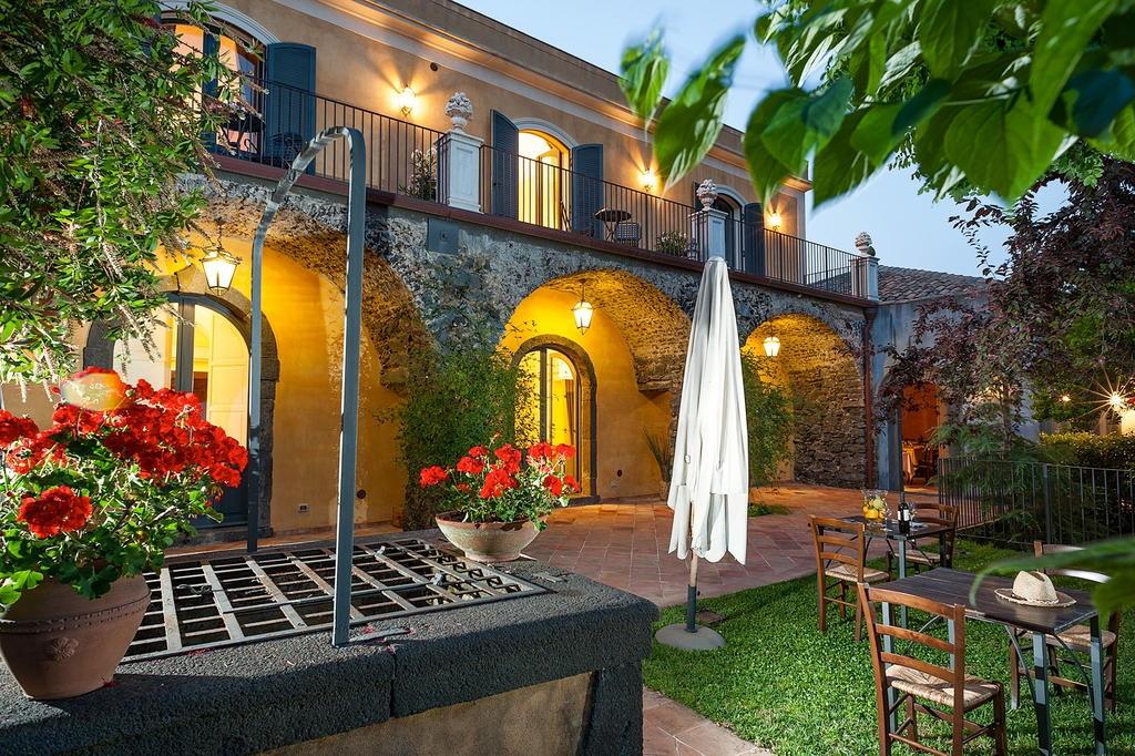 Wine Resort Villagrande - Melo (Catania area)