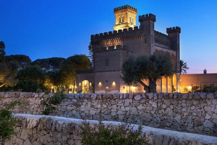 Vinilia - Manduria (Taranto area)