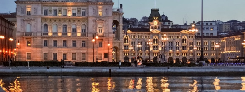 FROM VENICE TO TRIESTE