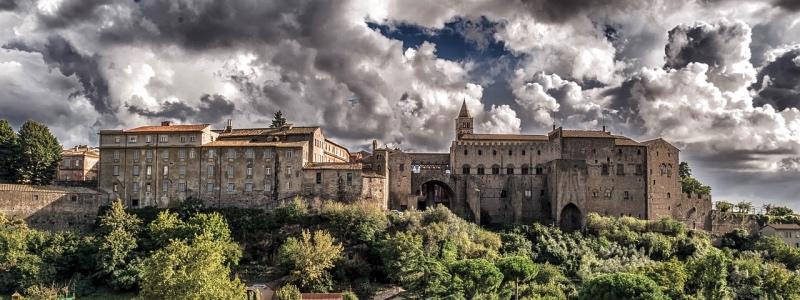 MONTEFIASCONE TO ROME