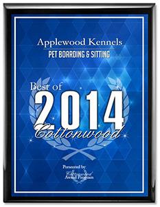 Bruce Gregory, Owner Applewood Kennels
