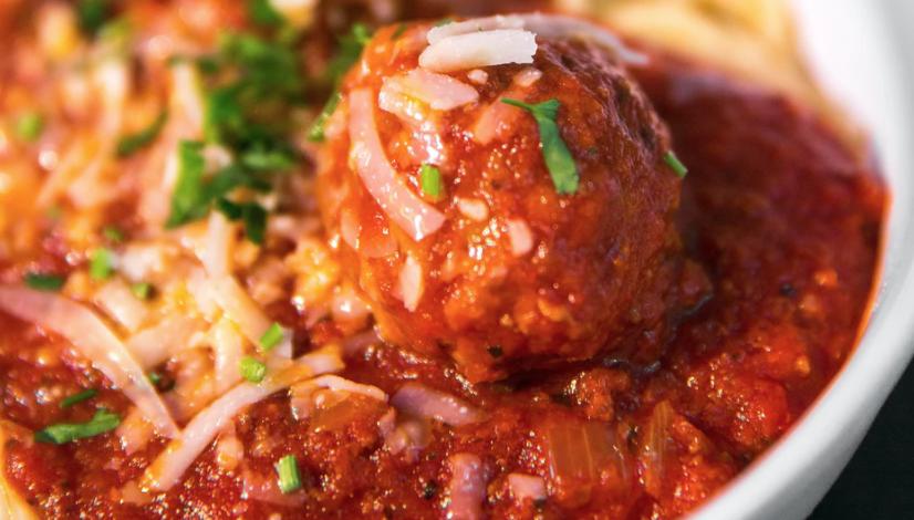 Chef Tony's Organic Greens Do Good Kale and Turkey Meatballs