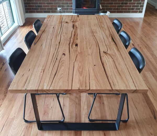 Messmate Timber Dining table