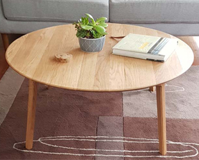 Round Coffee table image