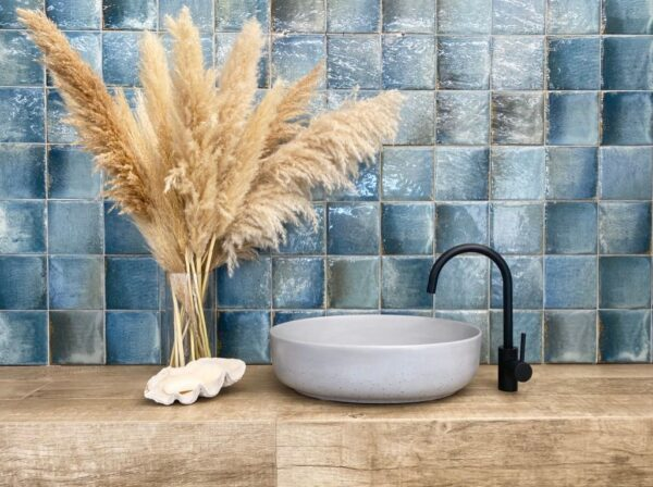 Above Counter Oval Sinks