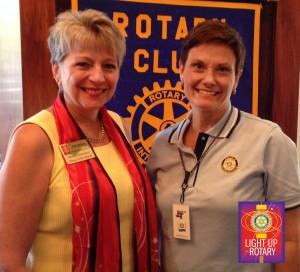 Deb Rotenbaugh Schaub & Carolyn DeSalvo