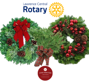 Lawrence Central Rotary 2014 Holiday Fundraiser