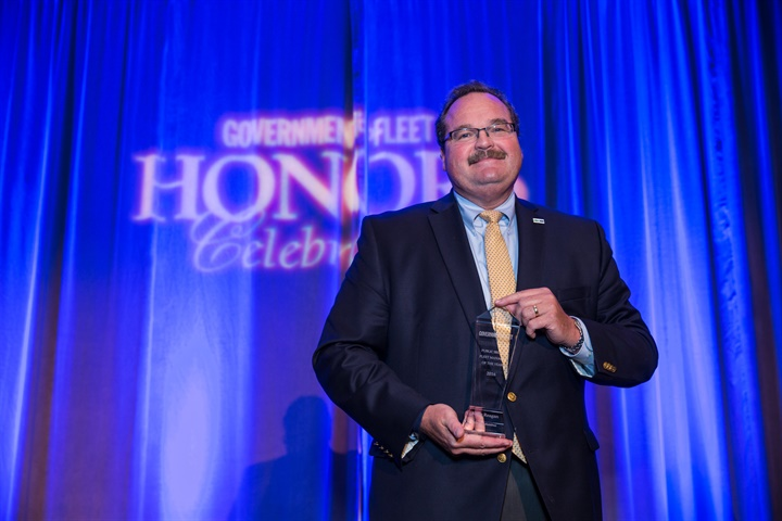 Reagan Named Fleet Manager of the Year