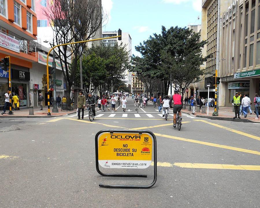 How Sunday Became the Safest Day in Bogotá