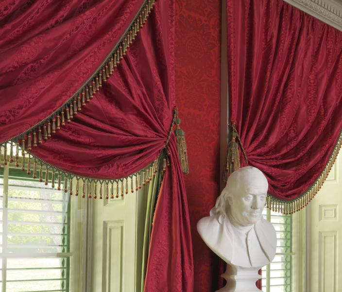 Drawing Room Curtain