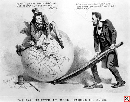 Several benighted Supreme Court rulings subverted the Fourteenth Amendment and crushed President Lincoln's dream of binding up the nation's Civil War wounds with malice toward none and charity for all.