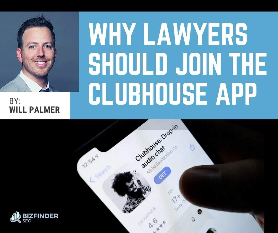 clubhouse app for lawyers