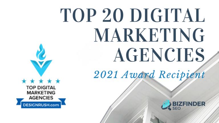 top 20 digital marketing agencies