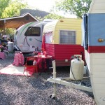 Vintage Trailers Glamping at Swiftwater