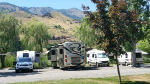 Swiftwater RV Park - on the Salmon River