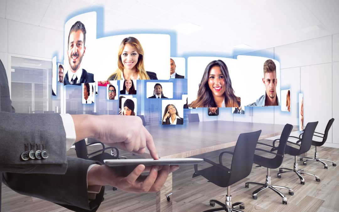 COVID-19 Quarantine Causing Businesses to Shift to Online Meetings and Online Marketing Strategies