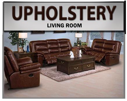 upholstery-LIVING ROOM