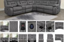 Higgins by Coaster Fine Furniture