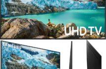 Samsung 75″ – TU700D Series – 4K UHD LED LCD TV