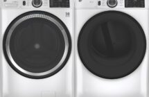GE Front Load Washer & Dryer Package