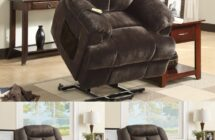 Newcastle Power Lift Recliner by Coaster