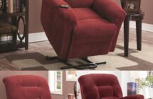Volos Power Lift Recliner by Coaster