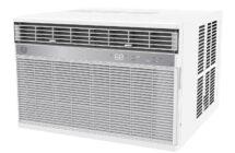 GE® 230 VOLT SMART 18.5k BTU WINDOW ROOM AIR & HEAT CONDITIONER