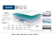 Grateful 12.5″ Hybrid Mattress