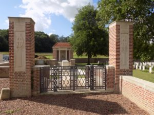 Carnoy Military Cemetery
