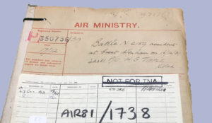 Air Ministry Report
