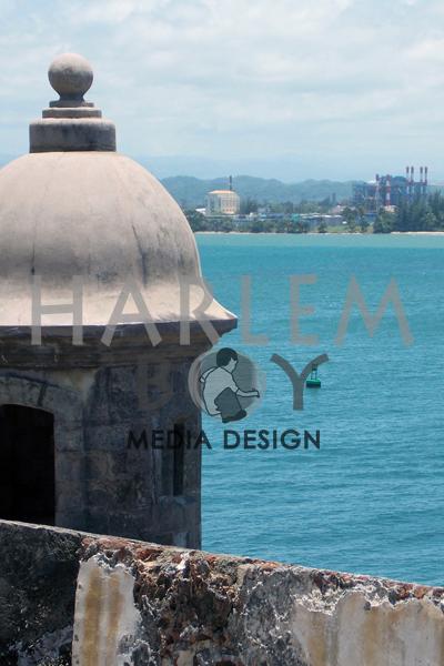 Harlem Boy Media Design Portfolio Fine Art Photography Images Fort in Old San Juan PR