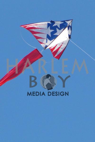 Harlem Boy Media Design Portfolio Fine Art Photography Images Kite Over the Mall DC