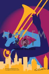 Harlem-Boy-Media-Design-Richard-Lallite-Jazz-Man-Indigo