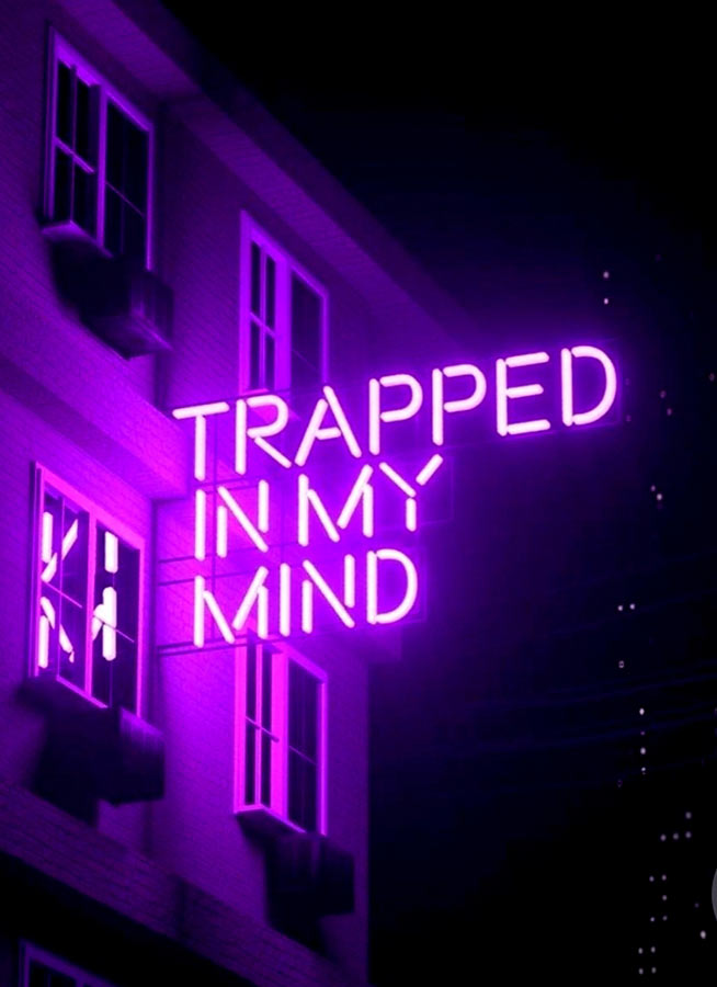 Lolan T Lookbook Trapped in My Mind