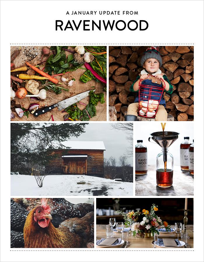 Ravenwood Farm January Update