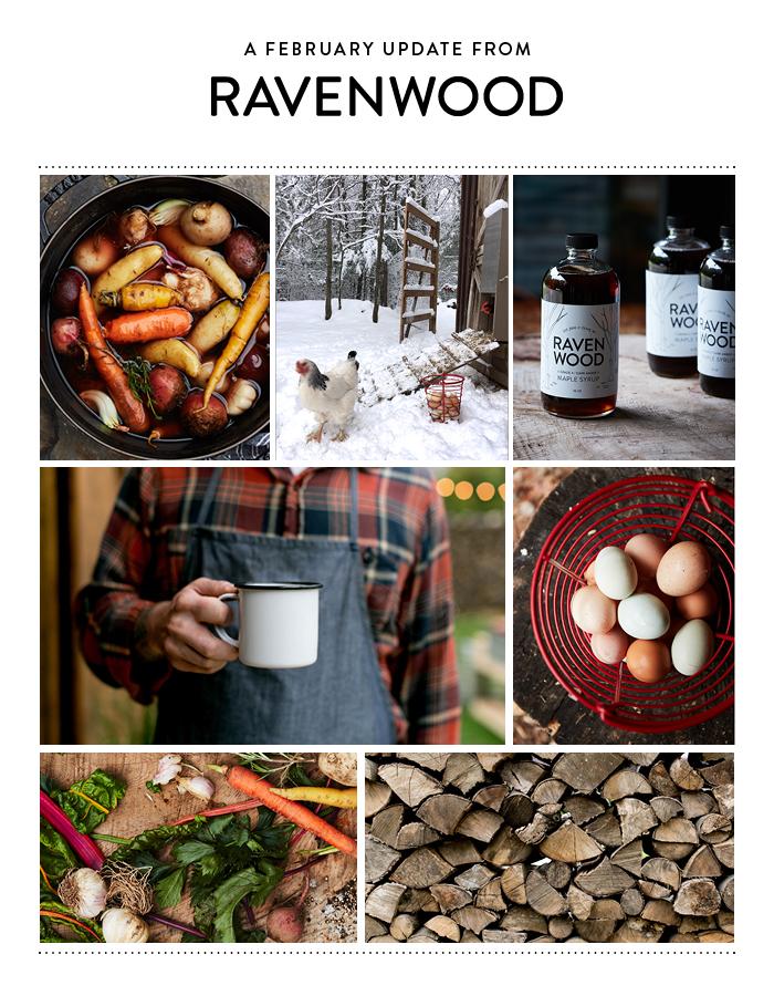Ravenwood Farm, Maple Syrup, Eggs