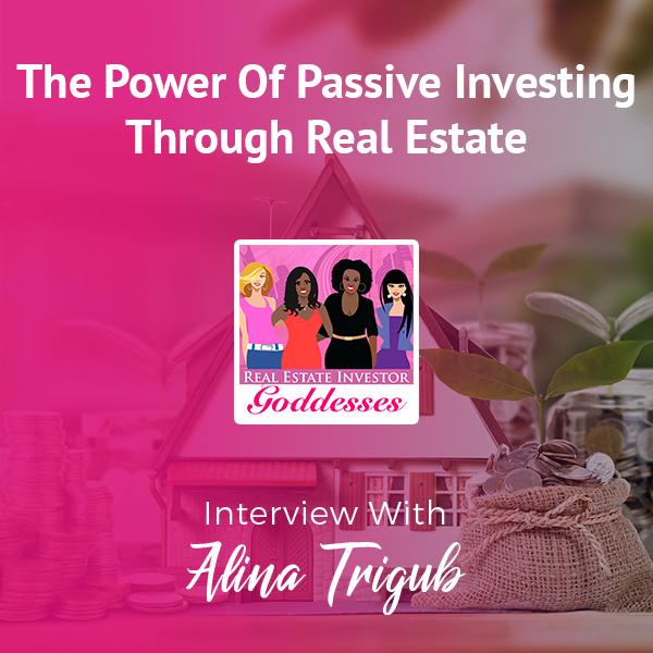REIG Alina   Real Estate Passive Investment