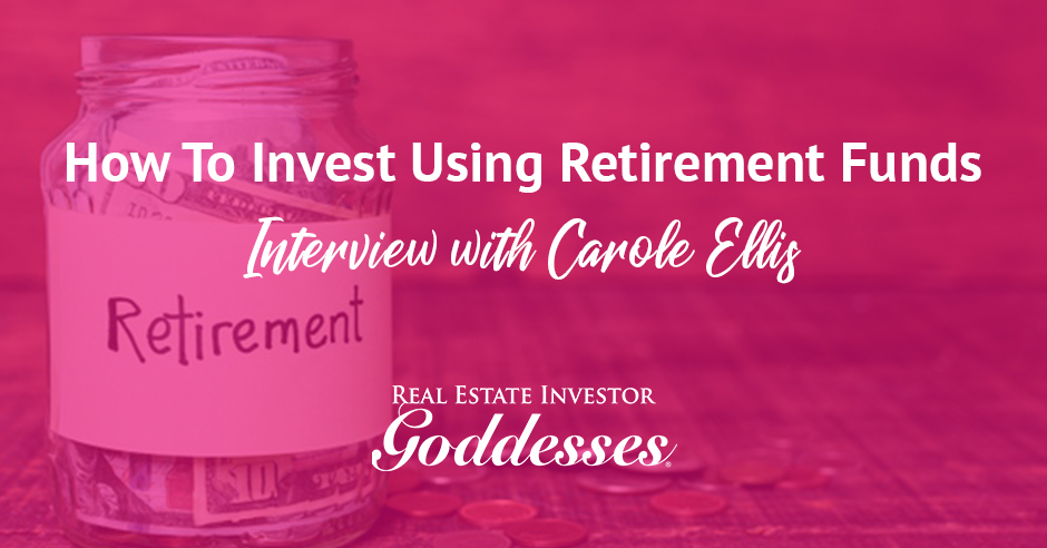 REIG Carole | Investing Using Retirement Funds
