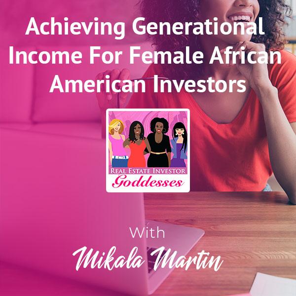 REIG Mikala | Generational Income