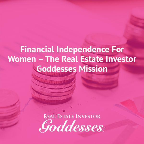 REIG Monicka | Financial Independence For Women